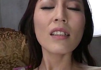Perfect Japanese masturbation show with Sera Ichijo - 12 min