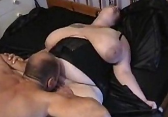 My Hubby best friends eating my pussy - 5 min