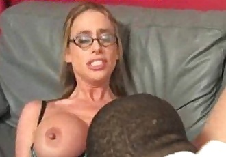 Oral Fun for MILF and Black - 5 min