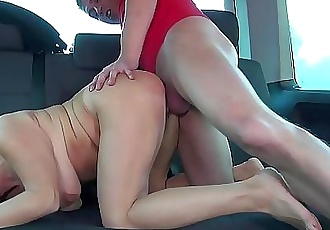 After Only Watching Porn For A Long Time She Has A Chance To Try Young Dick 5 min 1080p
