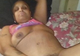JAMAICAN SLUT GETS FUCKED THEN HER MAN CALLS WHILE SHES GETTIN DICKHD+