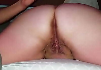 Sexy BBW Anal Prepping and Monster Dildo 28 min 720p