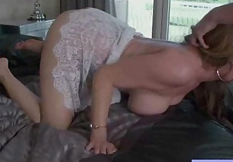 Sex On Cam With Big Round Tit Mature Lady clip-19