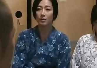 Asian Japanese blind Milf mom gave her daughter a step daddyReMilf.com 15 min