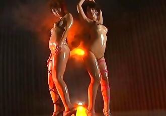 Erotic Dancers Oil Micro Bikini Kanae Ruka, Wakana Minami