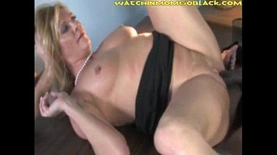Son Sees Mom Interracial Fucking - 3 min
