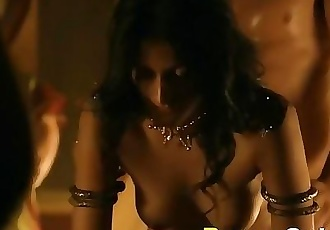 Full Frontal Milf Nude Celebs From Spartacus Series Compilation