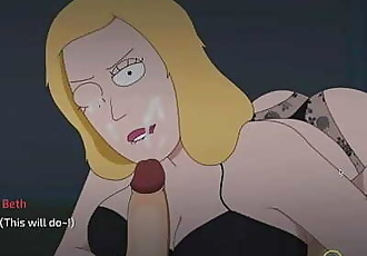 Rick and Morty: A Way Back Home Moms just wanna fuck ( Milf Compliation) 40 min 720p