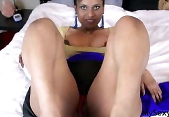 Tamil Mom Horny Lily Asking Her Step Son To Come Lick Her Clean Shaved Pussy 5 min 1080p