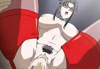 Big Boobs Anime Schoolgirl Has Sex In School Hentai 2 min