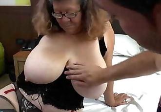Agedlove granny with big tits banged 8 min 720p