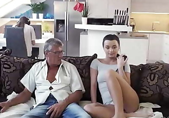DADDY4K. What would you prefercomputer or your girlfriend? And she? 7 min 720p
