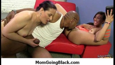 Just watch my mom going black 3 - 5 min