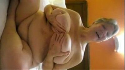 Big tits granny from EpikGranny.com sucking cock - 4 min