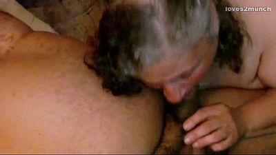 Me Face Fucking 49yo Granny Lynne Until I Cum Again - 7 min