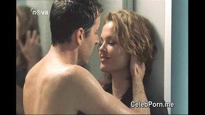 Dina Meyer compilation nude scenes - 5 min
