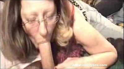 Mature Blow Job - 8 min