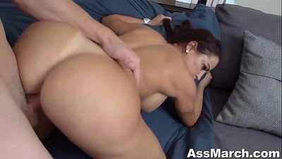 Julianna Vega Knows How to Take Dick