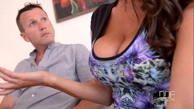 Threesome TherapyBusty Goddess Sensual Jane Fucked By Doctor And Husband