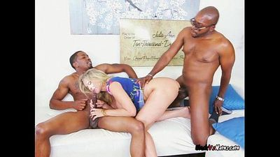 Mature Patient Julia Ann Gets Bonked By Black Doctors