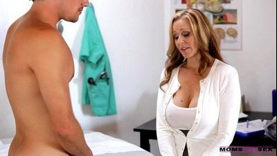 Hot Big Tits Julia Ann And Sandra Luberc Fucked