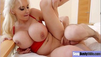 Hard Intercorse With Nasty Big Boobs Sexy Mommy (Sandra Star) mov-23