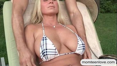 Devon Lee and Britney Young nasty 3some