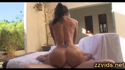 Sexy MILF Ava Addams hot anal fuck
