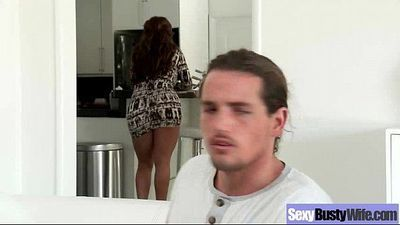 Hard Sex On Tape With Slut Bigtis Housewife (richelle ryan) mov-25