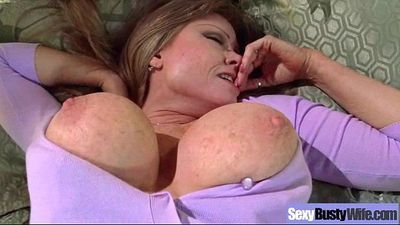 Hardcore Action With Superb Big Melon Tits Mommy (darla crane) video-13