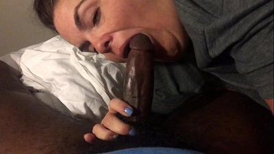Mature White MILF Slow Mouth Action - 2 min