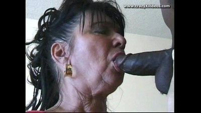 Interracial gilf porn - 3 min