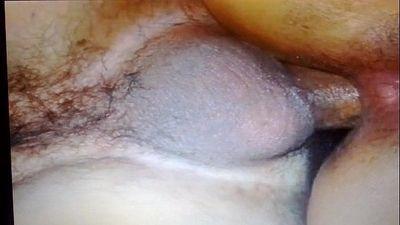 My Ass getting pumped full of cum - 54 sec