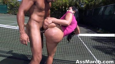 Big ass MILF - 7 min