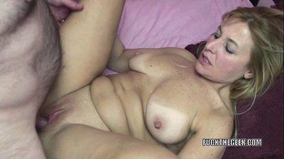Mature slut Liisa is getting her tight twat fucked hard - 6 min HD