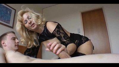 18yo fucking my horny wife - 7 min