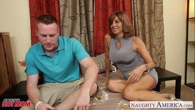 Sexy mom Tara Holiday fucking well - 8 min HD