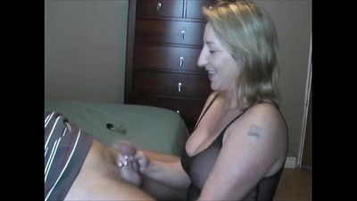 Mature Wife Blowing Like a Pro - 8 min