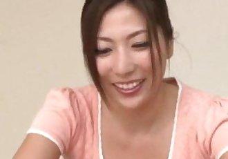Mirei Yokoyama amazes in pure Asian POV show - 12 min