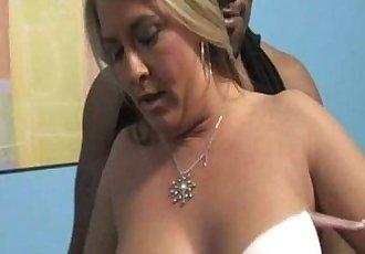 Son Holds PantiesMom Goes Black - 5 min
