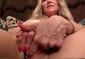 The living room is the perfect place for masturbationHD