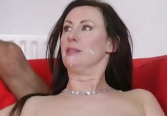 English milf pipe fitted by cheeky plummerHD