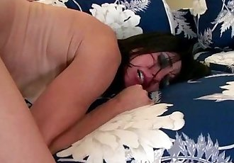 Anal fucked horny housewife - 5 min