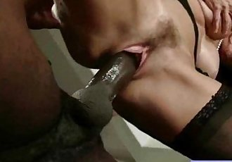 Sex On Tape With Big Melon Tits Wife clip-17