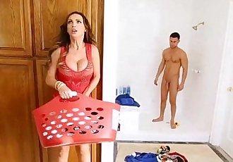 Sexy Abella Danger Sex with Stepmom Porn Star