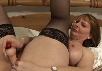 Thick older mom with big - 5 min