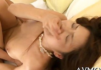 Mother id like to fuck receives tripple teamed - 5 min