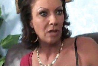 Busty milf in sensual interracial fucking 35