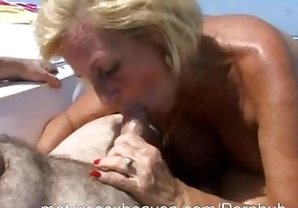 More Yacht Orgy Part 3