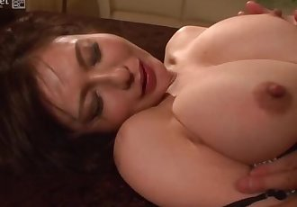 Passionate Sex with Busty Mature Wife Yuki Tsukamoto (Uncensored JAV)